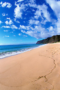 Polihale Beach Park, Kauai, Hawaii<br />