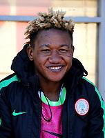 International Women's Friendly Matchs 2019 / <br /> Womens's Cyprus Cup Tournament 2019 - <br /> Nigeria v Thailand 3-0 ( Tasos Marko Stadium - Paralimni,Cyprus ) - <br /> Rita Chikwelu of Nigeria