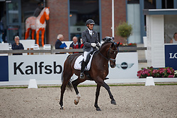 Szokola Csaba, HUN, Siracusa<br /> Longines FEI/WBFSH World Breeding Dressage Championships for Young Horses - Ermelo 2017<br /> © Hippo Foto - Dirk Caremans<br /> 05/08/2017