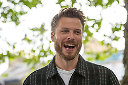 Pictured: Rick Edwards<br /> <br /> Richard Philip Edwards (born 20 May 1979 in Enfield, London) is an English television presenter who works mainly for Channel 4, E4 and ITV2. Edwards presented T4 for four years, and has also presented Tool Academy, Freshly Squeezed, E4 Music and much of Channel 4's 2012 Paralympics coverage.