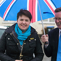 Ruth Davidson Visits Perth