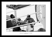 Fantastic action shot by Lensmen Photographic Agency. Irish Photo Archive has great shots of Muhammed Ali for you to give as gifts to someone that is interested in sports.
