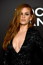 November 17, 2016 - New York, NY, USA - November 17, 2016  New York City..Isla Fisher attending the 'Nocturnal Animals' premiere at The Paris Theatre on November 17, 2016 in New York City. (Credit Image: © Callahan/Ace Pictures via ZUMA Press)