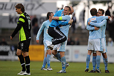 20090516 Sønderjyske - OB, SAS Liga fodbold