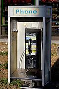 US-ORLANDO- Public Phone, PHOTO: GERRIT DE HEUS.VS - ORLANDO - Een openbare telefoon. PHOTO  GERRIT DE HEUS
