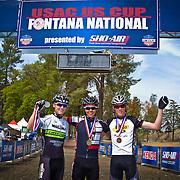 2014 USA Cycling US Cup Pro Series Fontana - Short Track - Cat 1 Men & Women