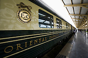 Eastern & Oriental Express. Chiang Mai Station.