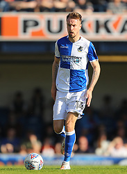 Chris Lines of Bristol Rovers - Mandatory by-line: Richard Calver/JMP - 05/05/2018 - FOOTBALL - Roots Hall - Southend-on-Sea, England - Southend United v Bristol Rovers - Sky Bet League One
