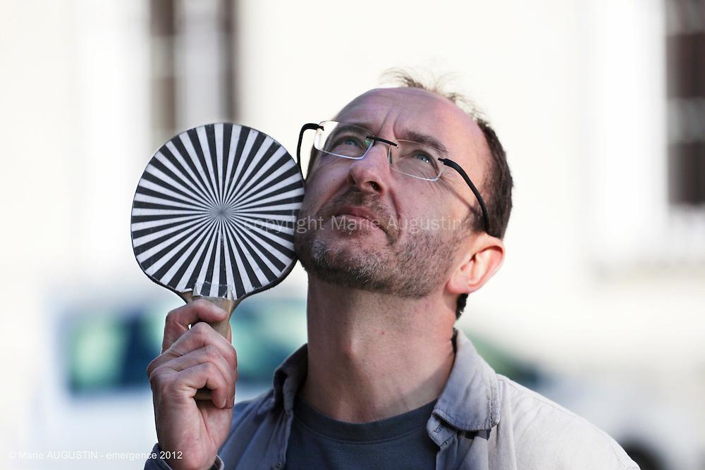 """Emile LOUIS, assistant réalisateur - tournage scène libre """"Paris-Brest"""" de Benoît BOURREAU - emergence 2012"""