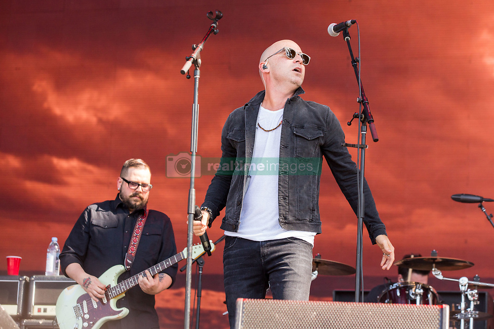 May 28, 2017 - Napa, California, U.S - CHAD TAYLOR and ED KOWALCZYK of Live during the BottleRock Napa Valley Music Festival in Napa, California (Credit Image: © Daniel DeSlover via ZUMA Wire)
