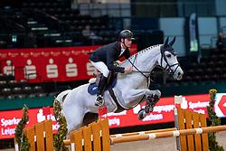 VAN ASTEN Leopold (NED), VDL Groep Beauty<br /> Leipzig - Partner Pferd 2019<br /> Eröffnungsspringen<br /> 17. Januar 2019<br /> © www.sportfotos-lafrentz.de/Stefan Lafrentz