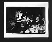 Charlotte Stockdale, Bluebird Ball. Savoy. London. 6 January 1986
