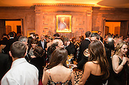 Guests attend the Bloomberg Vanity Fair White House Correspondents' Association dinner afterparty at the residence of the French Ambassador on Saturday, April 28, 2012 in Washington, DC. Brendan Hoffman for the New York Times