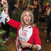 NLD/Amsterdam/20181206 - Sky Radio's Christmas Tree For Charity, Wendy van Dijk