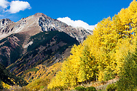 12,930 ft. Sunshine Mountain  of the San Miguel Mountains, Colorado.