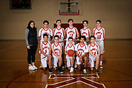 2018-19 King's Junior High Boys Basketball