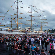 Tall ships races area and fun.