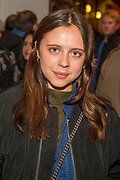 Bel Powley - Press night party for A Lie of the Mind by Sam Shepard a new production by Defibrillator at the Southwark Playhouse, London.