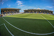 Meadow lane, home of Notts County FC during the EFL Sky Bet League 2 match between Notts County and Forest Green Rovers at Meadow Lane, Nottingham, England on 1 September 2018.
