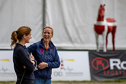 SAYN-WITTGENSTEIN Nathalie zu (Nationaltrainer DEN)<br /> Impressionen am Rande<br /> Prix St. Georg - international<br /> CDI1*<br /> Hagen - CDI 2020<br /> 16. Juli 2020<br /> © www.sportfotos-lafrentz.de/Stefan Lafrentz