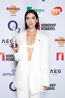 Dua Lip attends the O2 Silver Clef Awards 2019, Grosvenor House, London, UK, Friday 05 July 2019<br /> Photo JM Enternational