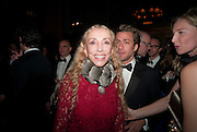 FRANCA SOZZANI; , The Global launch of the 2012 Pirelli Calendar by Mario Sorrenti.  Dinner at the Park Avenue Armory. Manhattan. 6 December 2011.