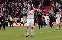 Photo: Kevin Poolman.<br />AFC Bournemouth v Brentford. Coca Cola League 1. 06/05/2006. Brentford's Andrew Frampton after the game.
