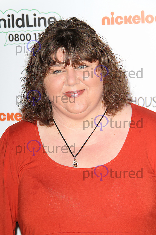 LONDON - MARCH 11: Cheryl Fergison attends the UK TV Premiere of Nickelodeon's 'House Of Anubis Season 2' at the Freemasons' Hall, London, UK. March 11, 2012. (Photo by Richard Goldschmidt)