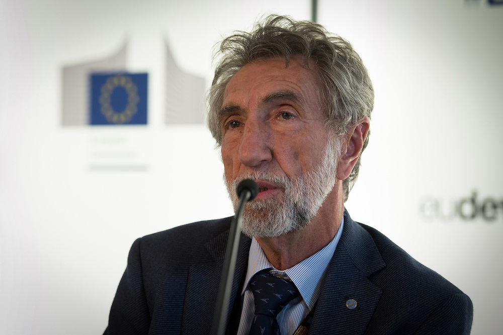 03 June 2015 - Belgium - Brussels - European Development Days - EDD - Urban - Growing food in greener cities - The role of urban and peri-urban horticulture - Wilfried Baudoin<br /> Specialist, Urban and Peri-urban Horticulture, Food and Agriculture Organization of the United Nations (FAO) &copy; European Union