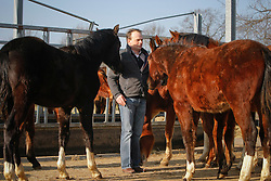 Gerald Lenaerts <br /> Stud Farm Overis - Peer 2009<br /> Photo © Dirk Caremans