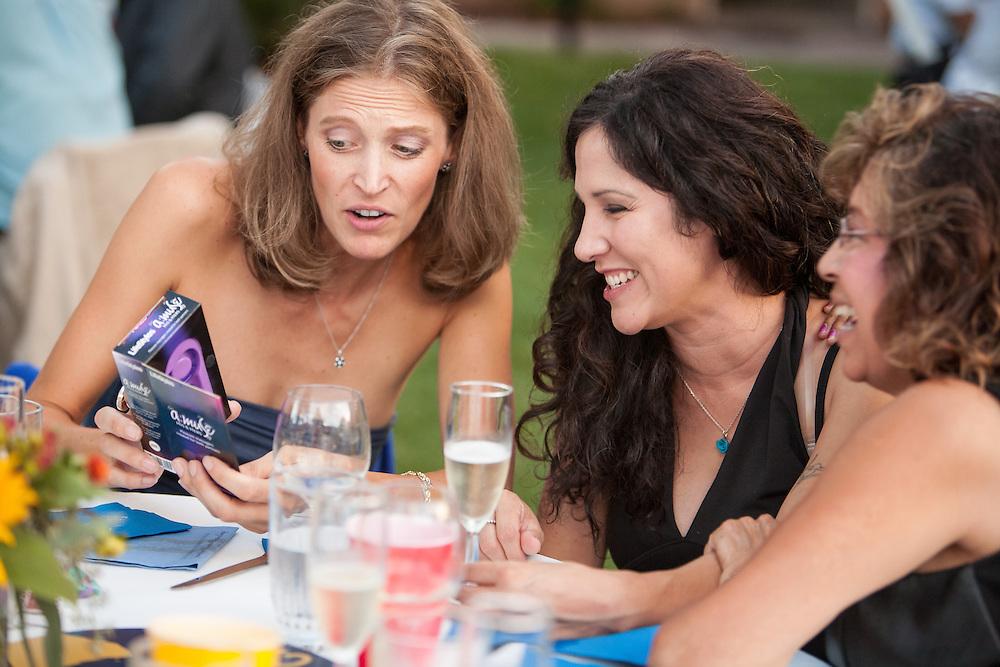Jennifer and John's Albuquerque New Mexico wedding at Casa de Suenos on Sept. 7th, 2013.