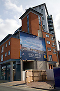 Apartments for rent and sale, wet Dock redevelopment, Ipswich, England