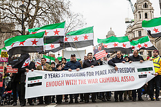 2019-03-16 8th anniversary of Syrian Revolution