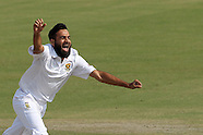 Cricket - India v South Africa 1st Test at Mohali Day 3