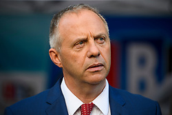 © Licensed to London News Pictures. 24/06/2016. London, UK. Eurosceptic MP JOHN MANN UKIP in Westminster on the day that the UK voted to leave the EU in a referendum. Photo credit: Ben Cawthra/LNP
