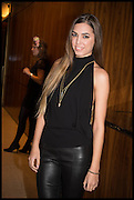 AMBER LE BON, Myla 15th Anniversary party!   The House of Myla,  8-9 Stratton Street, London