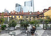 Milan, view of Porta Nuova from Corso Como 10 Gallery