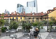 Milan, view of Porta Nuova from Corso Como 10 Gallery