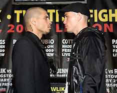 Cotto v Jennings press conference
