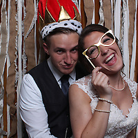Austin&Roxanne Wedding Photo Booth