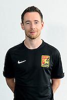 Masseur Dominik Kern (FC Admira Wacker Mödling); Copyright: Bildagentur Zolles KG/Christian Hofer, 13.7.2015 - 20150713_PD7620