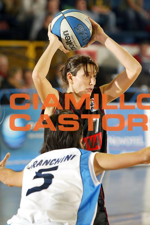 DESCRIZIONE : VENEZIA FINAL FOUR FIBA CUP 2004-2005<br />GIOCATORE : MODICA<br />SQUADRA : UMANA REYER VENEZIA<br />EVENTO : FINAL FOUR FIBA CUP 2004-2005<br />GARA : UMANA REYER VENEZIA-FAIENCE FAENZA<br />DATA : 09/02/2005<br />CATEGORIA : Passaggio<br />SPORT : Pallacanestro<br />AUTORE : Agenzia Ciamillo-Castoria