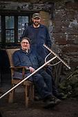 BBC CountryFile traditional handmade rakes