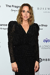 Melanie Chisholm attending the 9th Annual Global Gift Gala held at the Rosewood Hotel, London. Picture date: Friday November 2nd 2018. Photo credit should read: Matt Crossick/ EMPICS Entertainment.