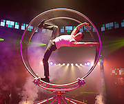 La Soiree <br /> at the <br /> Spiegeltent in Leicester Square, London, Great Britain <br /> press photocall <br /> 14th November 2016 <br /> <br /> David Girard <br /> <br /> <br /> <br /> <br /> Photograph by Elliott Franks <br /> Image licensed to Elliott Franks Photography Services