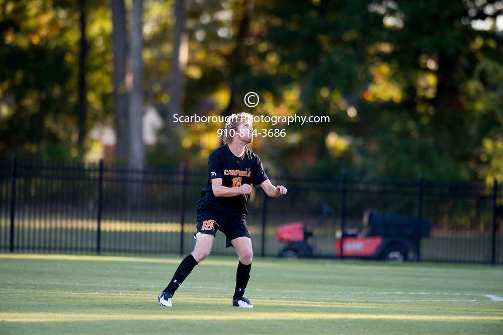 2014 Campbell University Men Soccer vs Presbyterian