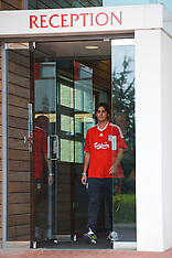 090813 Liverpool sign Aquilani