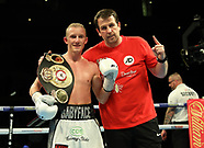 Paul Butler v Stuart Hall 300917