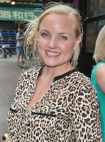 LONDON - August 01: Kerry Ellis at the Leave It On The Floor UK Premiere (Photo by Brett D. Cove)