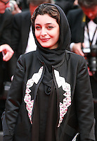 Sareh Bayat at the Closing ceremony and premiere of La Glace Et Le Ciel at the 68th Cannes Film Festival, Sunday 24th May 2015, Cannes, France.